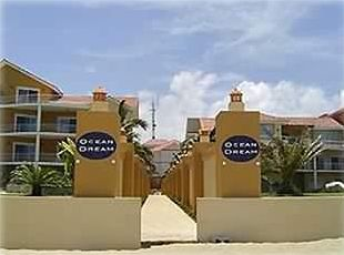 Ocean Dream private beach entrance