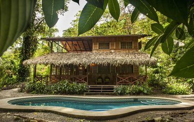 The Sloth House - Caribbean House with private swimming-pool