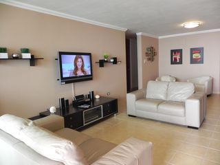 Fajardo apartment photo - living area