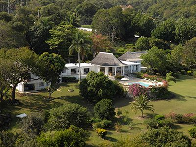Montego Bay villa rental - Your Private Paradise on 5 Acres overlooking the Caribbean Sea