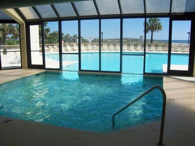 Indoor/Outdoor Pool South Tower