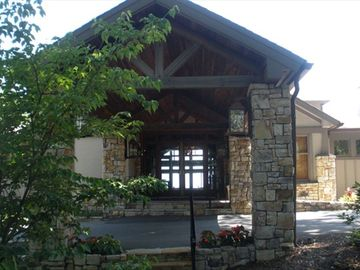 Beech Mountain Club - Main Entrance to Clubhouse