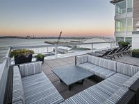 Luxury Seaport Furnished 2br Apt Near Boston Convention + Expo Center
