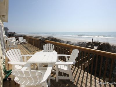 Gorgeous Oceanfront 4 Bedroom Home - Luxurious & Inviting!