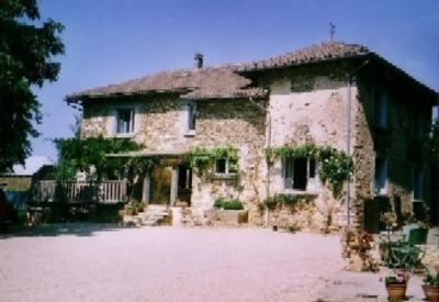 La Salvetat-Peyrales farmhouse rental - Spacious Stone Farmhouse