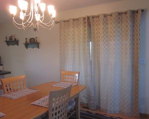 Galena house photo - Dining Room with direct access to screened in porch and balcony