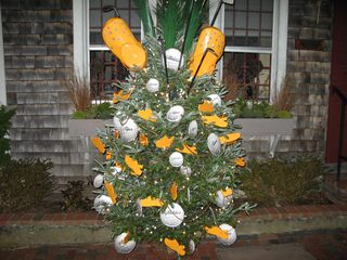 Tom Nevers cottage photo - Christmas on Nantucket