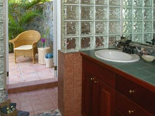 Fish Bay villa photo - SEA TURTLE VILLA Master Baths