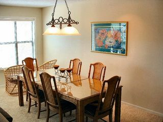 Horseshoe Bay townhome photo - Dining room