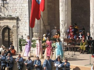 Umbrian Festivals in May