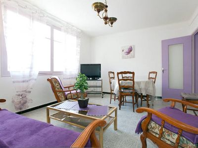 Accommodation near the beach, 65 square meters,