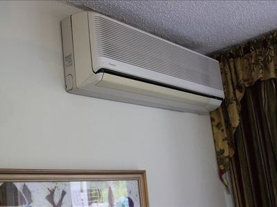 Upgraded Remote Controlled Air Conditioning