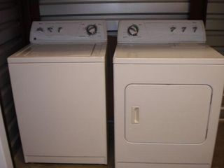 Anaheim townhome photo - Private Washer & Dryer in Garage