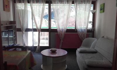 Studio 5/6 foot places leads for pleasant family stay !!!