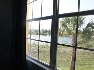 Fort Myers condo photo - View from the master bedroom window. what an amazing view to wake up to.