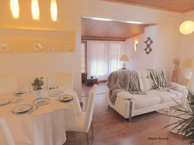 Chic downtown flat with enchanting garden, Toca de Raposo, RRAL#339