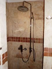 Simpson Bay condo photo - Waterfall shower