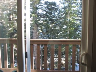 Mammoth Lakes condo photo - Summer View from the deck