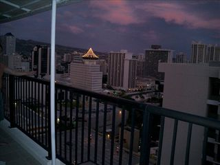 Waikiki condo photo - Twilight