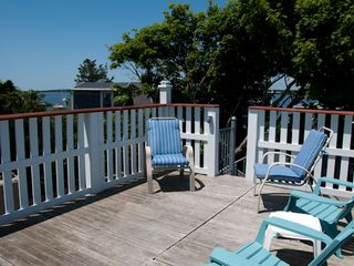 Mashpee cottage photo - Rooftop Deck