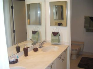 Master Bath - Indian Rocks Beach condo vacation rental photo