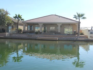 Mohave Valley house rental - View of back of home