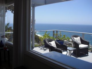 Laguna Beach house photo - Upper Deck Off Master Bedroom