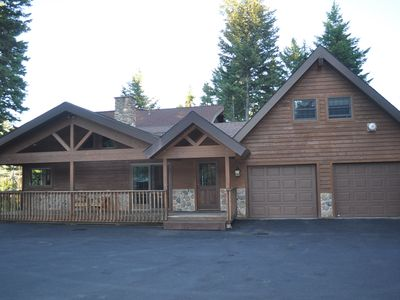 Whitefish house rental - .