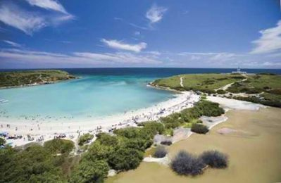 """Playa Sucia"" near Cabo Rojo's Lighthouse"
