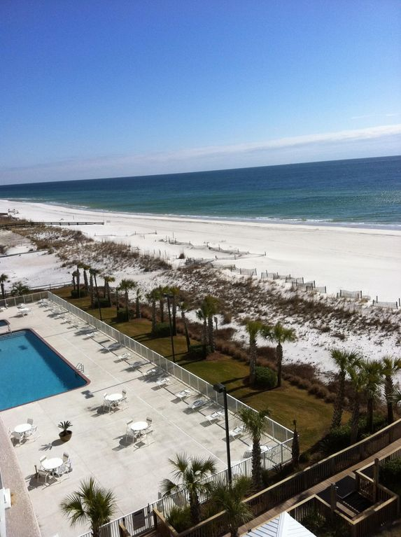 Special Condo ON the Beach!Gulf front,2BR,2&1/2BA,Sleeps 6;Home Away from Home!