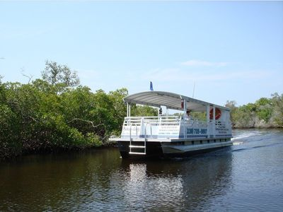 Shuttle to Lovers Key available at River Club