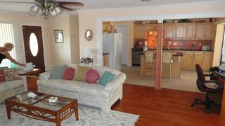 Hernando Beach house photo - The Living/Family Room is open to the kitchen and Lanai........