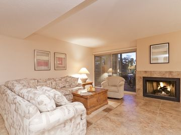 Kierland Scottsdale villa rental - Living Room