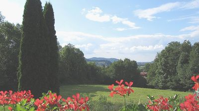 Holiday house 'Valley View' -View from living-room