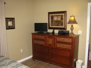 Caribbean Dunes condo photo - Master HDTV and blu-ray player