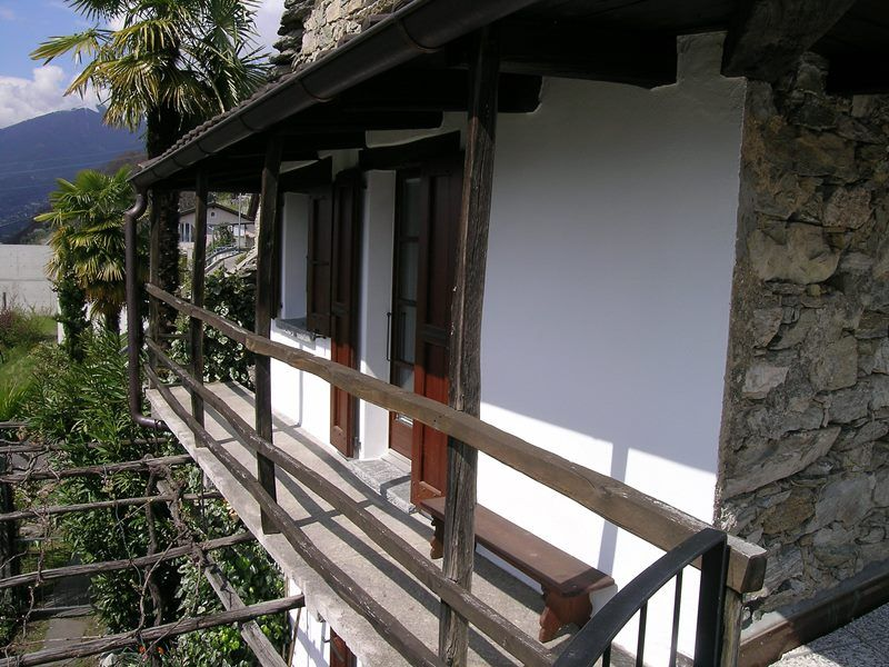 Accommodation near the beach, 70 square meters, with garden