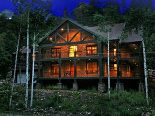 Sundance cabin photo - This is truly a magical place