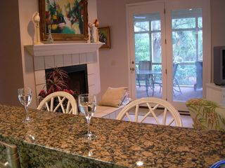Palmetto Dunes house photo - Breakfast Bar