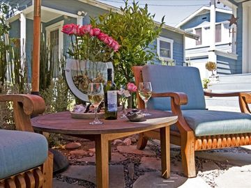 Redondo Beach cottage rental - Welcome to the Burnham Beach Cottages Compound…...