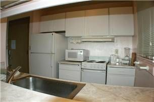 Wailua condo photo - Full kitchen includes stove, refrigerator, microwave, coffee maker, blender and more!