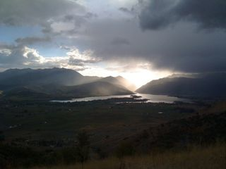 Snowbasin estate photo - Weather is breaking