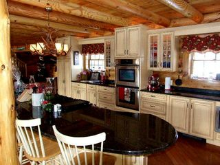 Ascutney cabin photo - Kitchen Island