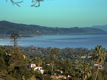 View toward Ventura