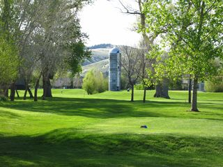 Bozeman house photo - Silo on Golf Course