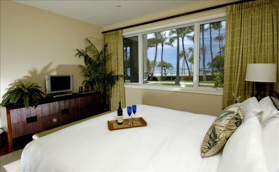 Master Bedroom 1 with Ocean View and Private Bath