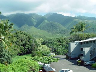 Kaunakakai condo photo - Montains Behind Resort