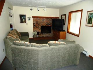 Bellaire / Shanty Creek cottage photo - lower level tv area