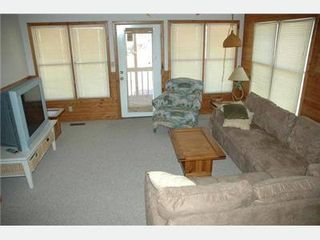 Kitty Hawk house photo - Comfortable living room - plenty of seating for all!