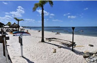 Tampa townhome photo - The community private beach