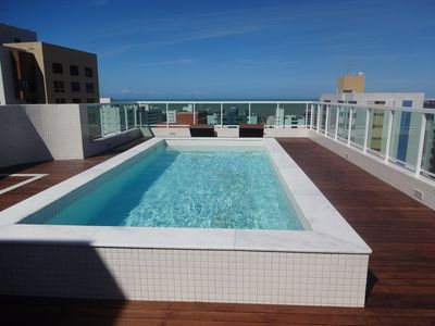 Excellent new apart, Tambaú, a few meters away from the beach. PROMOTION DEZEMBRO